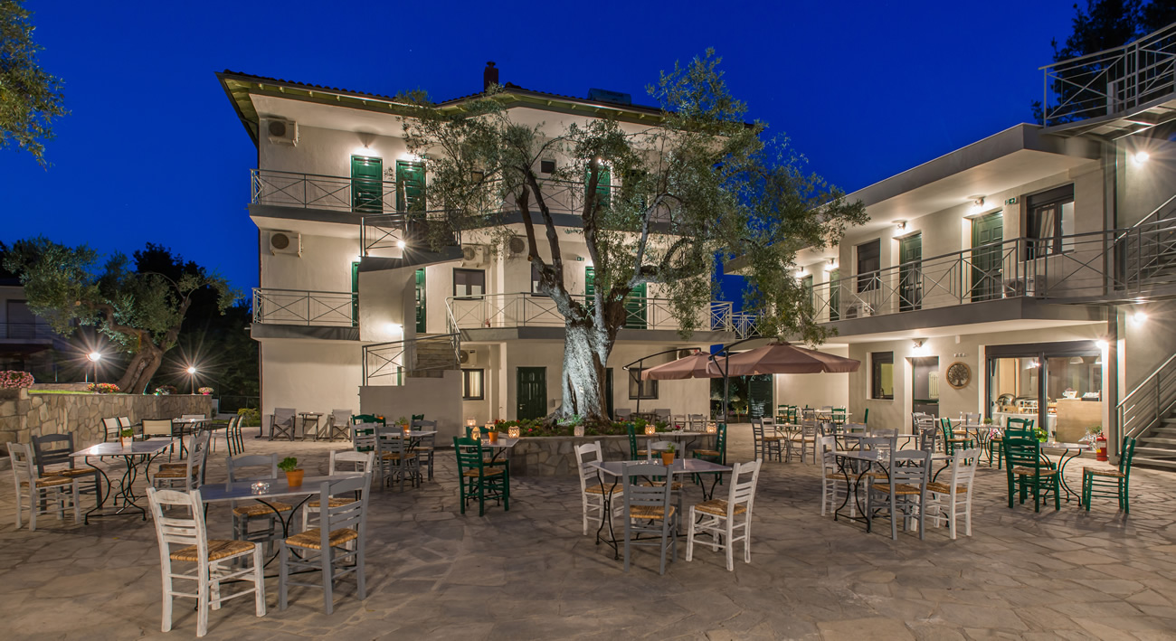 Hotel Accommodation in Kriopigi Halkidiki.